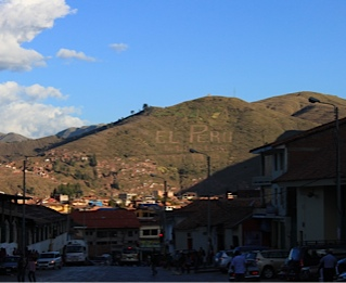 The Lighter Side of Cuzco…