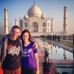 The Taj Mahal Feb 2013