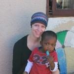 Founder Terri Wingham. S Africa 2011