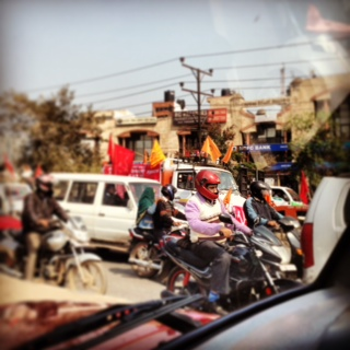 Delhi from Different Perspectives…