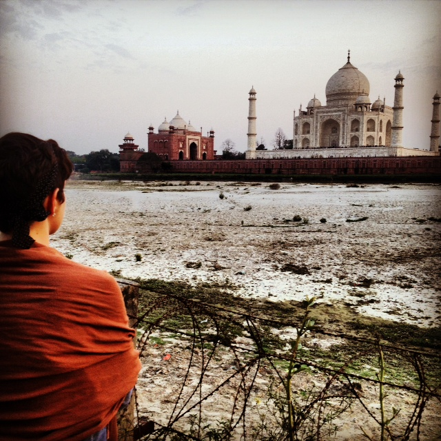 A Fresh Chapter & The Taj Mahal