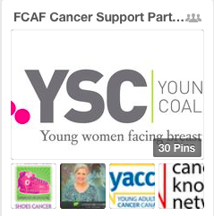 FCAF CANCER SUPPORT PARTNERS