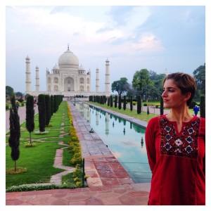 Suleika Taj Mahal