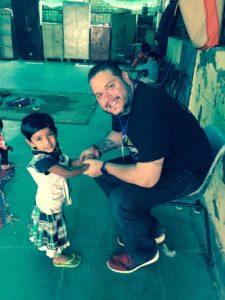Eliel in India