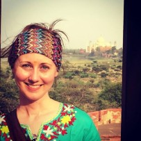 India – Through the Eyes of 2016 Odyssey Participant Heather