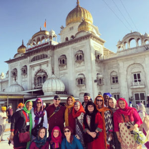 Group.Sikh Temple
